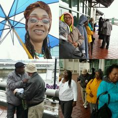 Photo: Ancestral Remembrance Day ~ Philadelphia Middle Passage Ceremony & Port Marker Project, June 2nd, 2015. Penn's Landing