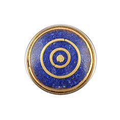 Chunk blau, Buddhapada - Buddhapada bedeutet »Fußabdruck von Buddha« Der Buddhapada steht für einen freien sorglosen Geist.