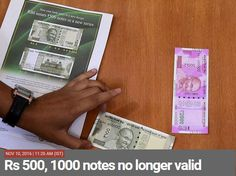 Government has scrapped Rs 500 and Rs 1,000 notes. Stay with us for live updates.