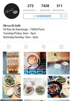 Ob-La-Di Café -> 54 Rue de Saintonge, 75003 Paris + Métro Filles Du Calvaire
