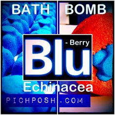 The Blu - Blueberry Echinacea a PICHPOSH.com Bath Bomb - Unexpected Sweet Bouquet both fresh & intoxicating . While bathing add one or more Bath Bombs to your Bath & discover the PICHPOSH.com Experience. Visit PICHPOSH.com  Shop here: http://www.pichposh.com/securestore/c148229p9558924.2.html #blueberry #echinacea #bathbomb #bathbombs #red #blue #fun #summer #bathandbody #cool #design #graphicdesign #artistic #shopping #beautiful #cute #regina #sasktechewan #pichposh