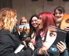 Visita a España de Stephemie Meyer
