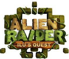 Alien Raider: Ilu's Quest on Behance