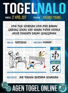 Angka Kode 4D Togel Wap Online TogelNalo Tanjung Pinang 27 April 2017