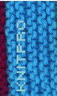 knitPro is a free web application that translates digital images into knit, crochet, needlepoint and cross-stitch patterns.