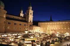 salzburg christmas market - Google Search