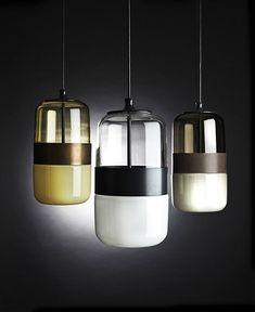 Futura Lamps in Three Exclusive Color Combination