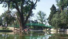 Parque Sarmiento Cordoba, Argentina.