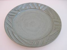 plate by Alison Nieber