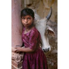 I photographed this young girl at her home in Bhuj, Gujarat, in India after the earthquake, in 2001.