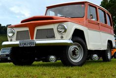 Blog César Braúna: Raridade: A História da Rural Willys