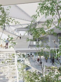 Sou Fujimoto Architects - blog: competition