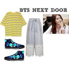 Shin's casual wear
