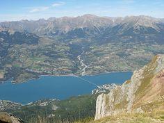 Savines le Lac Haute Alpes Provence Alpes Côte dAzur avec sortir-loisirs.com