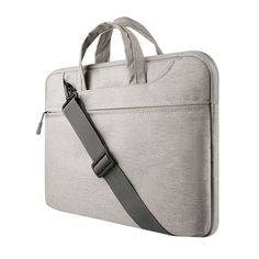 Cheap Felt Laptop Sleeve Waterproof Case Protective Shell Notebook 15 Inches Computer Bag (Gray) #Affiliate