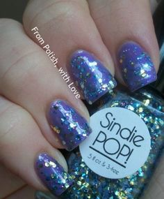 Sindie POP! Lacquer Incorporated Monsters