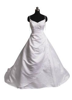 ♥ wunderschönes Brautkleid ivory Gr. 40 inkl Reifrock ♥  Ansehen: http://www.brautboerse.de/brautkleid-verkaufen/wunderschoenes-brautkleid-ivory-gr-40-inkl-reifrock/   #Brautkleider #Hochzeit #Wedding