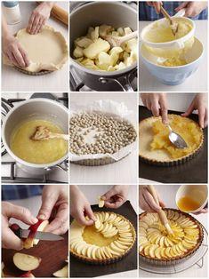 Tart, Cheese, Cooking, Food, Kitchen, Pie, Essen, Tarts, Meals