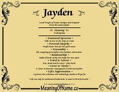 jayden in hebrew writing