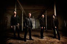 Stone Sour - Corey Taylor - vocals, James Root - guitar, Josh Rand - guitar, Shawn Economaki - bass, Roy Mayorga - drums