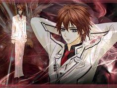Vampire Knight Shiki | Vampire Knight Wallpaper. He is so just so laid back
