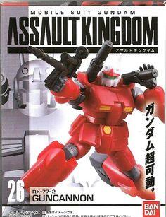 MOBILE SUIT GUNDAM  ASSAULT KINGDOM s7 RX-77-2