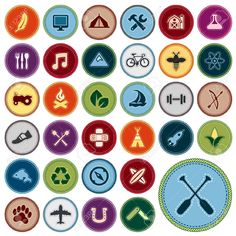 pinterest insignias scout - Buscar con Google