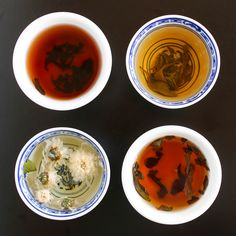 """If you've ever been seated for a dim sum tea lunch you know that the first thing the waiter will ask you after placing you at your table is """"What kind of tea do you want?"""" In my family, we always ..."""