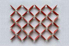 Le Food Art géométrique de Sakir Gokcebag Photo