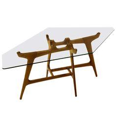 Low Table attributed to Carlo de Carli, Renato Angeli and Claudio Olivieri, ca.1950's