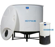 Shop multiple sizes of stands for cone bottom tanks. Custom made to stand up to aquaculture use. Poly Stock Tank, Poly Tanks, Stock Tank Pool, Aquaculture Tanks, Temporary Storage, Tank Stand, Small Pools, Pool Designs, Swimming Pools