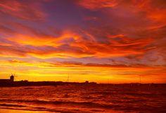 sky on fire by Magda DJM on 500px