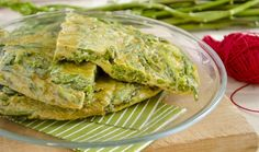 Cun le urtis - Frittata-asparagi