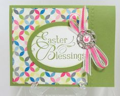 """Sharing Creativity and Stampin': Preview """"Easter Traditions """""""