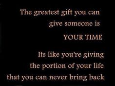 Greatest gift?????