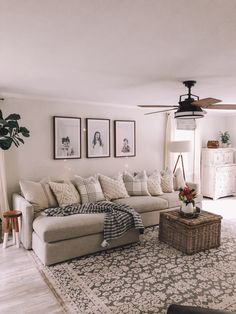 Our living room serena & lily friends & family sale picks - lynzy & co. Beige Living Rooms, Cozy Living Rooms, Home Living Room, Living Room Designs, Beige And White Living Room, Modern Living Room Furniture, Living Room Layouts, Small Living Room Layout, Family Room Furniture