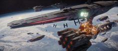Nave Star Wars, Star Wars Rpg, Star Wars Ships, Star Wars Rebels, Civil War Art, Star Wars Spaceships, Star Wars Vehicles, Star Wars Concept Art, Star Wars Love