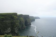 Cliffs of Moher is one of the amazing places in Ireland I visited this summer.