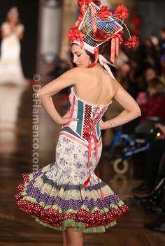 Fotografías Moda Flamenca - We Love Flamenco 2014 - Rosalía Zahíno - X de Victoria - Foto 26