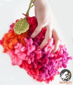 Swerve Crochet Clutch Free Crochet Pattern <