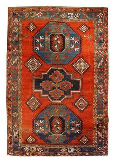 19th Century Kazak Rug image 2