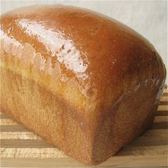 Classic 100% Whole Wheat Bread: step-by-step photos and tips.