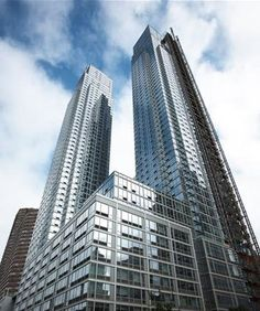 Silver Towers is one of the largest luxury rental development in New York City, but it's also among the most ambitious. The t