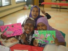 """On Friday, January 18, the YWCA of Minneapolis hosted a dynamic group of girls at a workshop called """"Cool and Confident."""""""