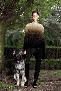 Givenchy | Paris | Inverno 2012 HC  Fernando Moura - Strass