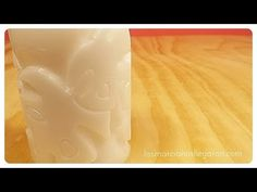 Cómo tallar velas | facilisimo.com - YouTube Diy Candle Holders, Diy Candles, Candle Wax, Carved Candles, Ideas Geniales, Hand Carved, Carving, Clay, Craft