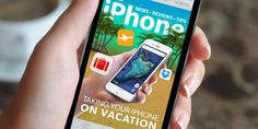 Latest issue of Swipe: taking your iPhone on vacation - TapSmart