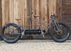 Sweet Moonmen Bikes Tandem. Fat, E bike, Pretty sick