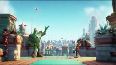 Ratchet and Clank 2015 Movie Wide HD Wallpaper Wallpaper