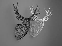 diy wire of deer - Google Search